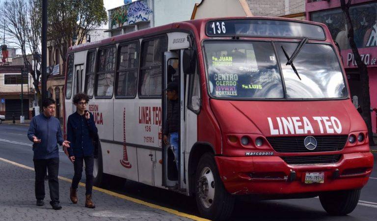 Piden diputados subsidios para transporte en el Edomexmx