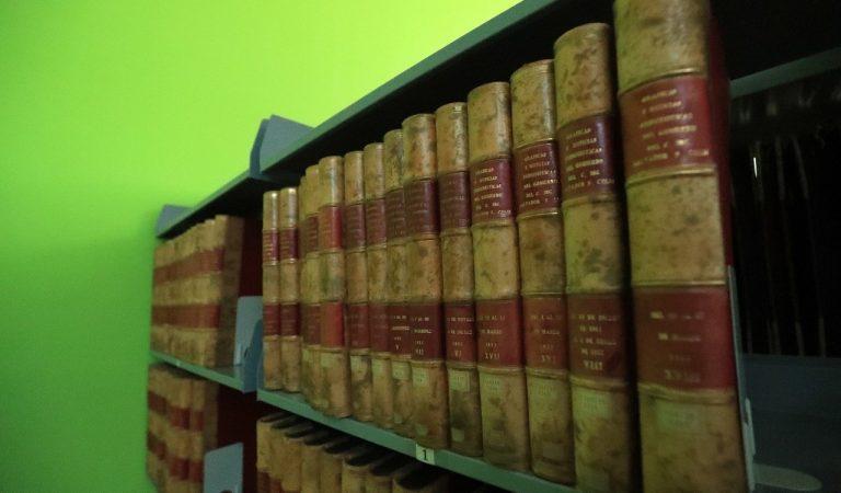 Biblioteca del CCMB cuenta con sala del Fondo Especial con acervo de Salvador Sánchez Colín