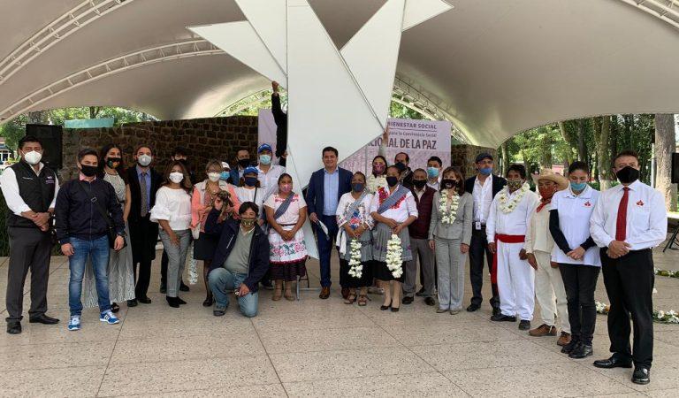 En Toluca conmemoran el Día Internacional de la Paz