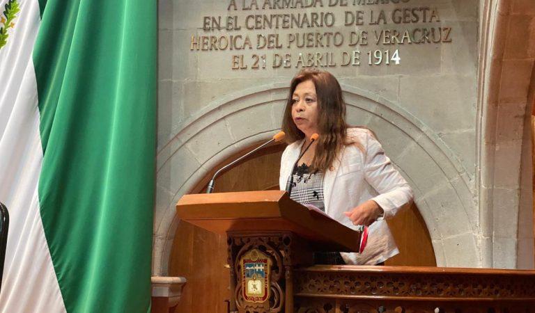 Plantea Rosa María Zetina aumentar consejeros ciudadanos en Codhem