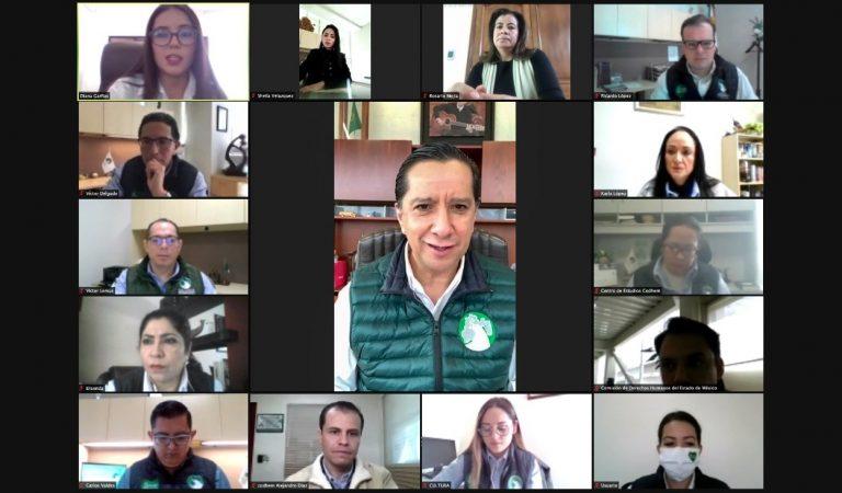 Codhem aplica e impulsa políticas de calidad en su servicio a la sociedad mexiquense