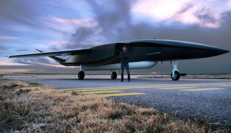 Presentan el dron más grande del mundo