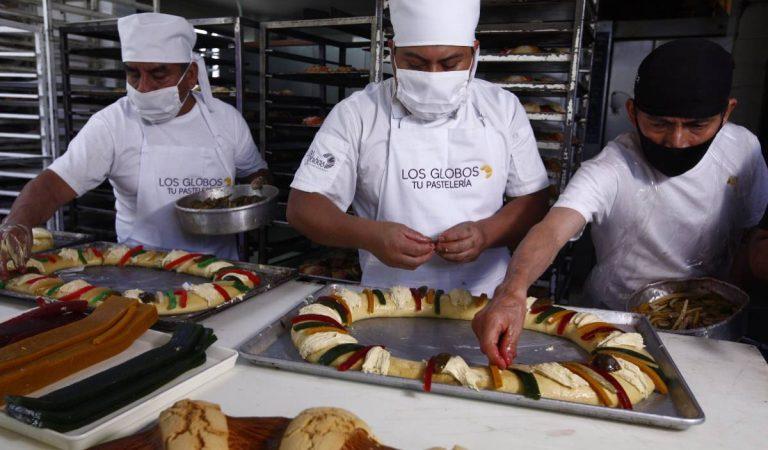Roscas de Reyes, otra tradición impactada por la pandemia