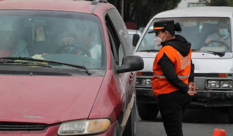 Autoridades de Ecatepec ordenan suspender infracciones de tránsito y refuerzan acciones de seguridad