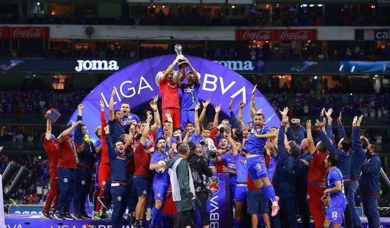 Cruz Azul CAMPEÓN en Final Liga Mx 2021