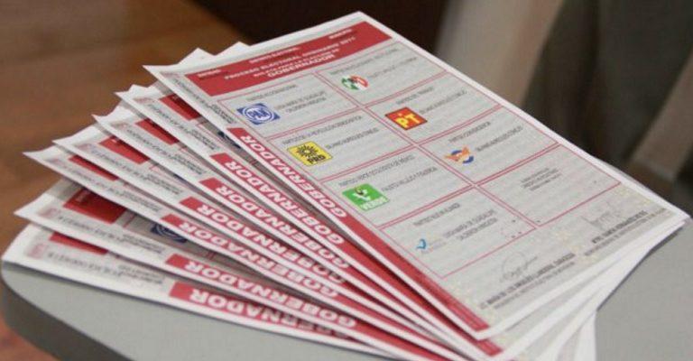 Inicia impresión de las boletas electorales para el próximo 6 de junio