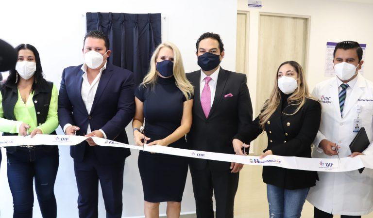 Inauguran el tercer hospital municipal en Huixquilucan