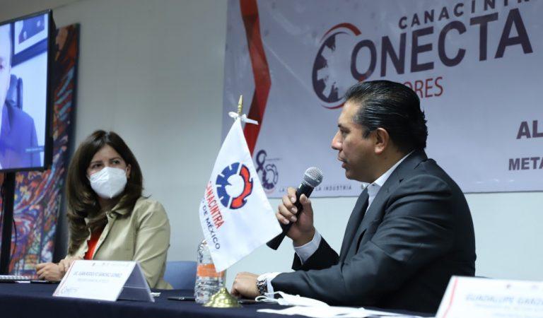 Para reactivar la economía lanzan en Toluca Conecta Industria Automotriz