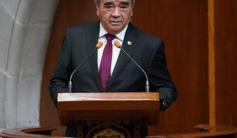Preparan Glosa del 4º Informe de Actividades del gobernador Del Mazo