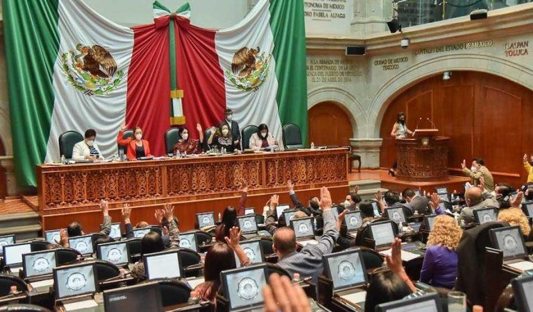 LXI Legislatura mexiquense pospone sesión