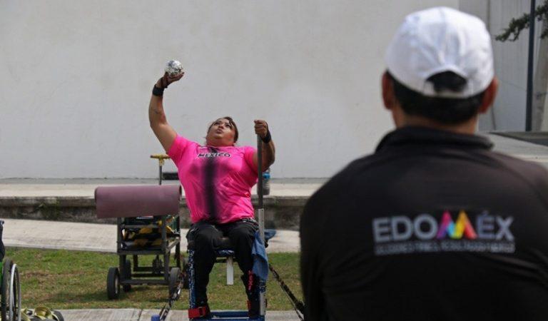 Gloria Zarza Guadarrama alcanza la gloria en el Olimpo