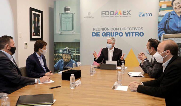 Presentan proyecto de expansión y mejoras de la Planta Vitro en Toluca